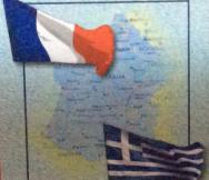 france map greece