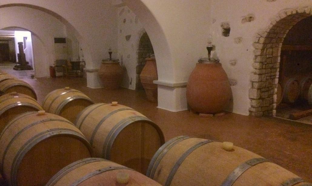 Πάρος κρασιά μονεμβασιά μανδηλαριά